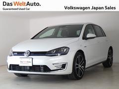 VW ゴルフGTEスポーツPHEV ワンオーナー純正ナビ 18AW 認定中古車