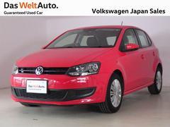 VW ポロTSIコンフォートライン ワンオーナー ナビ 認定中古車