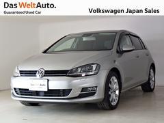 VW ゴルフTSIハイライン ディスカバープロ・ナビ キセノン 下取禁煙