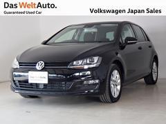 VW ゴルフTSI サラウンドアイ ナビディスカバープロ デモカー 禁煙
