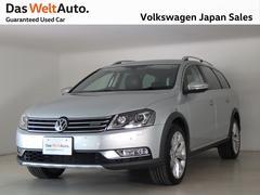 VW パサートオールトラック2.0TSI AWD 黒革 ACC ナビ 認定中古車