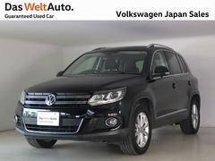 VW ティグアンTSIブルーモーションテクノロジー ナビRカメラ 認定中古車