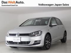 VW ゴルフTSIハイライン 純正OP全周囲カメラ DCC 認定中古車