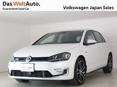 VW ゴルフGTEスポーツPHEV ワンオーナー DCC 18AW 認定中古車