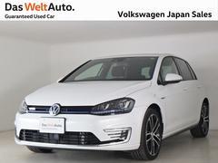VW ゴルフGTEスポーツPHEV DCC ACC ワンオーナー 認定中古車