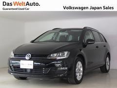 VW ゴルフヴァリアントTSIコンフォートライン ワンオーナー ナビ 認定中古車