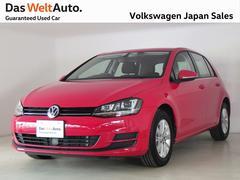VW ゴルフ40thエディション 純正ナビ キセノン 認定中古車