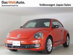 VW ザ・ビートルクラブ 専用オーディオ Rカメラ 500台限定 認定中古車