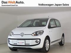 VW アップ!ジーンズ アップ!300台限定 専用内装トリム 認定中古車