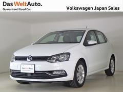 VW ポロコンフォートラインアップグレードPKG Rカメラ 認定中古車