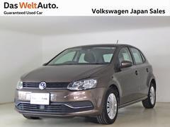 VW ポロコンフォートライン 元社有車 ACC ETC 認定中古車