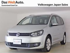 VW ゴルフトゥーランTSI ハイライン ワンオーナー ナビ Rカメラ 認定中古車