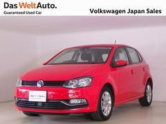 VW ポロコンフォートラインupgradePKG ACC 認定中古車