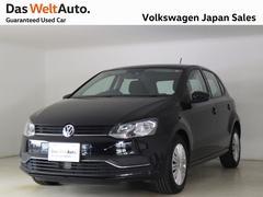 VW ポロコンフォートライン 純正ナビ Rカメラ 元社有車 認定中古車