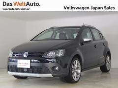 VW ポロクロスポロ 元弊社社有車 純正ナビ ACC 認定中古車
