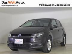VW ポロラウンジ 限定500台 専用色 LEDヘッドライト認定中古車