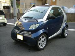スマート クーペガラスルーフ 軽自動車登録済み 軽フェンダーETC CD