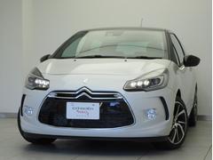 シトロエン DS3ソー・パリジェンヌ新車保証継承LED自動ブレーキ