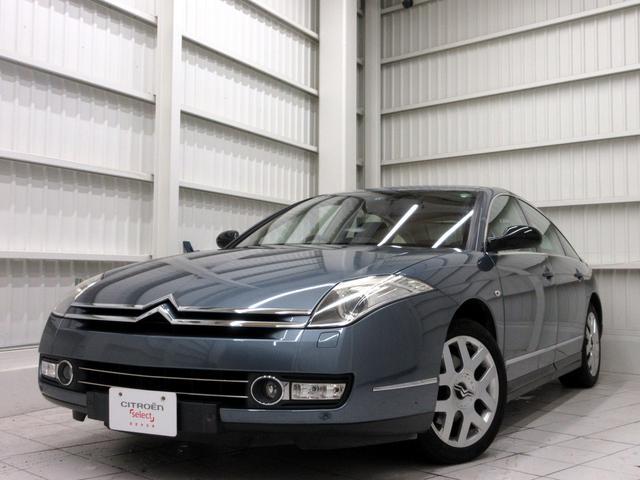 エクスクルーシブ V6黒革HDDナビ禁煙クルコン