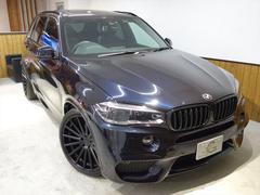 BMW X5xDrive 35i Mスポーツ VOSSENデモカー
