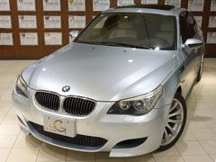 BMWM5 SMG3 507馬力 サンルーフ 禁煙 左ハンドル