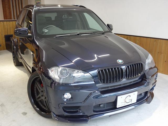 BMW xDrive 48i Mスポーツパッケージ 3列シート7人乗