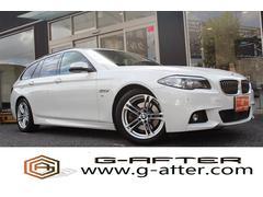 BMW523dツーリングMスポーツワンオ−ナ−純正HDDナビ地デジ