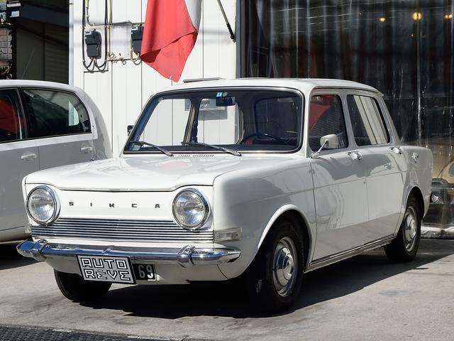 シムカ1000 RR 4MT