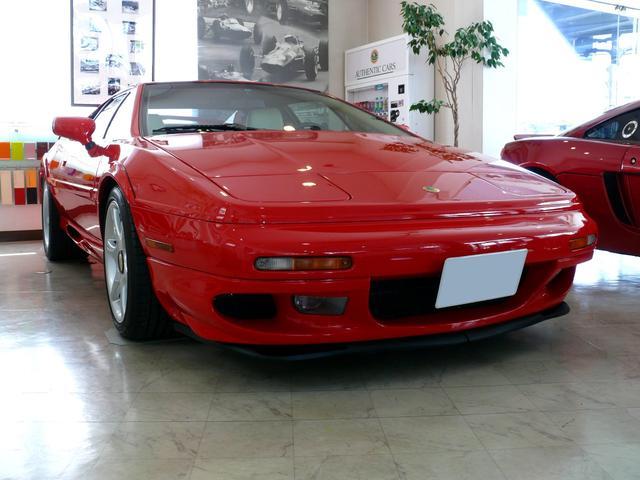 ロータス V8 APキャリパー