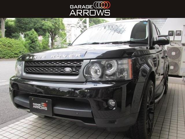 Photo of LAND_ROVER RANGE ROVER SPORT 5.0 V8 / used LAND_ROVER