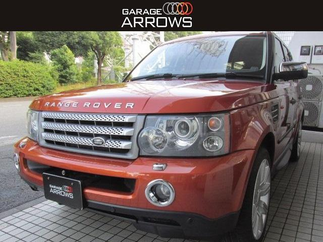 Photo of LAND_ROVER RANGE ROVER SPORT FIRST EDITION / used LAND_ROVER