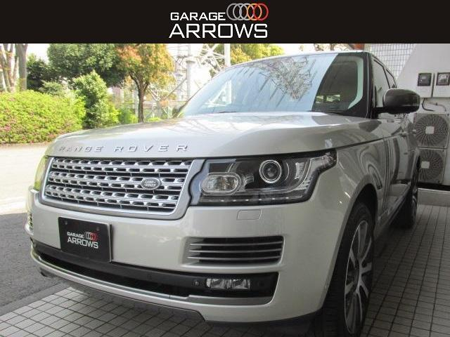 Photo of LAND_ROVER RANGE ROVER 3.0 V6 SUPERCHARGED VOGUE / used LAND_ROVER