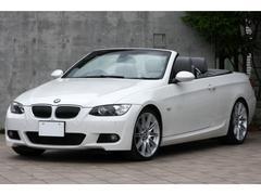 BMW335iカブリオレ MスポーツPKG オプション19AW