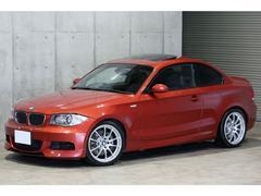 BMW135iクーペ SR 6MT 18AW 車高調 マフラー