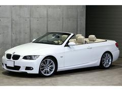 BMW335iカブリオレ MスポーツPKG ベージュレザー