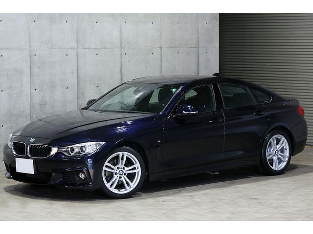 BMW 4シリーズ 420iグランクーペ Mスポーツ ACC シー...