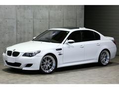 BMWM5 後期 車高調 BBS20AW 赤革 SMG保証付き