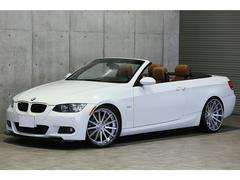 BMW335iカブリオレ Mスポーツ 左H 茶革 20AW 車高調