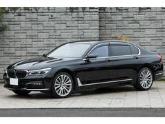 BMW740Li リアエンター リアコンフォート ワンオーナー