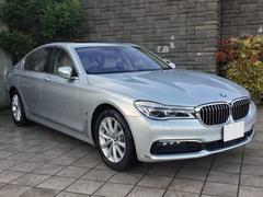 BMW740eアイパフォーマンス ホワイトレザー サンルーフ
