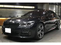 BMW740i Mスポーツ ワンオーナー LEDヘッドライト