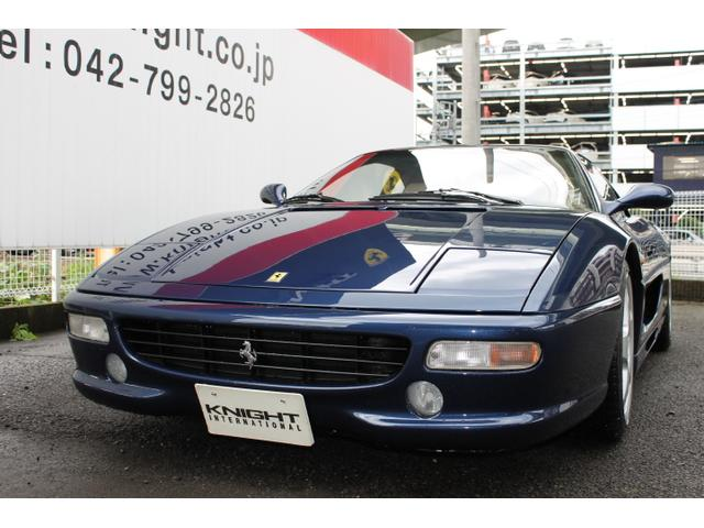 Photo of FERRARI 355F1 BERLINETTA / used FERRARI