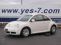 VW ニュービートルEZ 2006モデル ワンオ−ナ− 禁煙車 整備記録簿