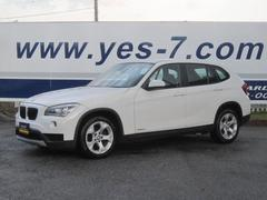 BMW X1sDrive 18i 2013モデル 1オ−ナ− 禁煙車