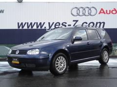 VW ゴルフワゴンE ワンオ−ナ− 禁煙車 整備記録簿 17000キロ