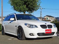 BMW525iツーリング MスポーツPKG 鍛造20AW マフラー