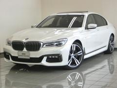 BMW740i Mスポーツ モカナッパレザー 20AW