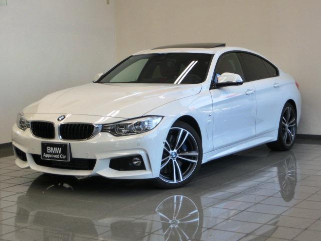 BMW 4シリーズ 435iグランクーペ Mスポーツ (検29.11)