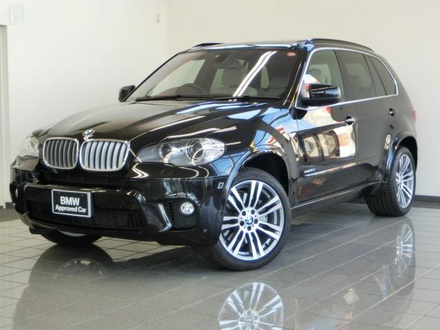 BMW X5 xDrive 50iMスポPセルフレベリングリヤサス...