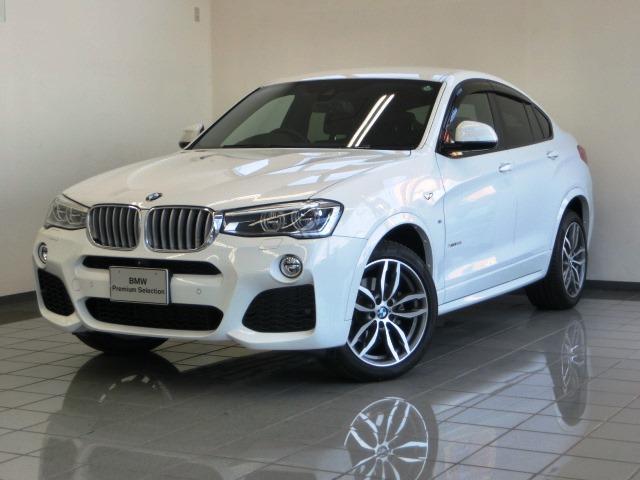 BMW X4 xDrive 35i Mスポーツ アダプティブLED...